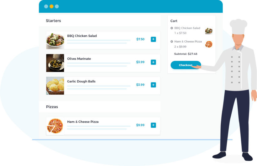 WooCommerce Restaurant Ordering cropped