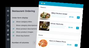 WooCommerce restaurant plugin