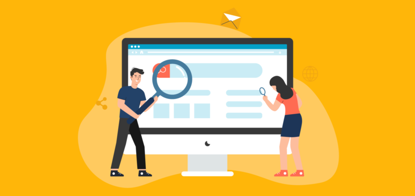 WordPress search filters