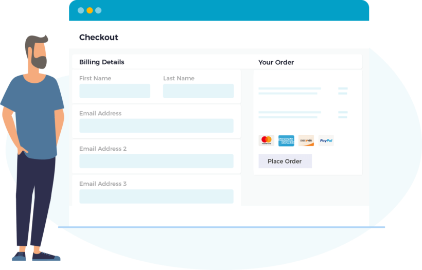 WooCommerce Multiple Email Recipients no space