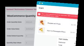 WooCommerce Quantity Manager side CTA