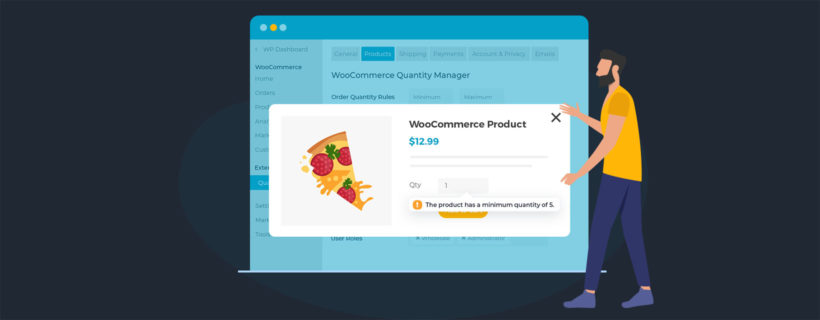 WooCommerce Quantity Manager banner