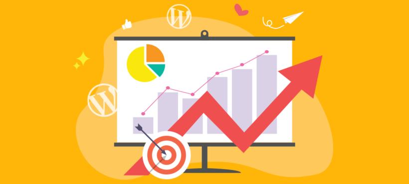 WordPress market share statistics