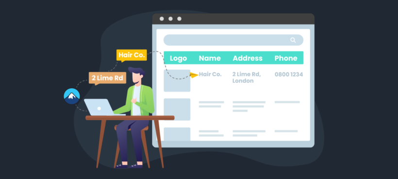 display Contact Form 7 data on a website's front-end