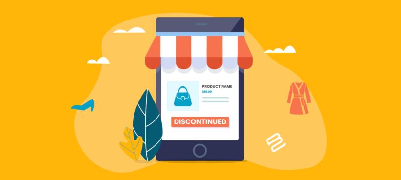 WooCommerce discontinued product status plugin