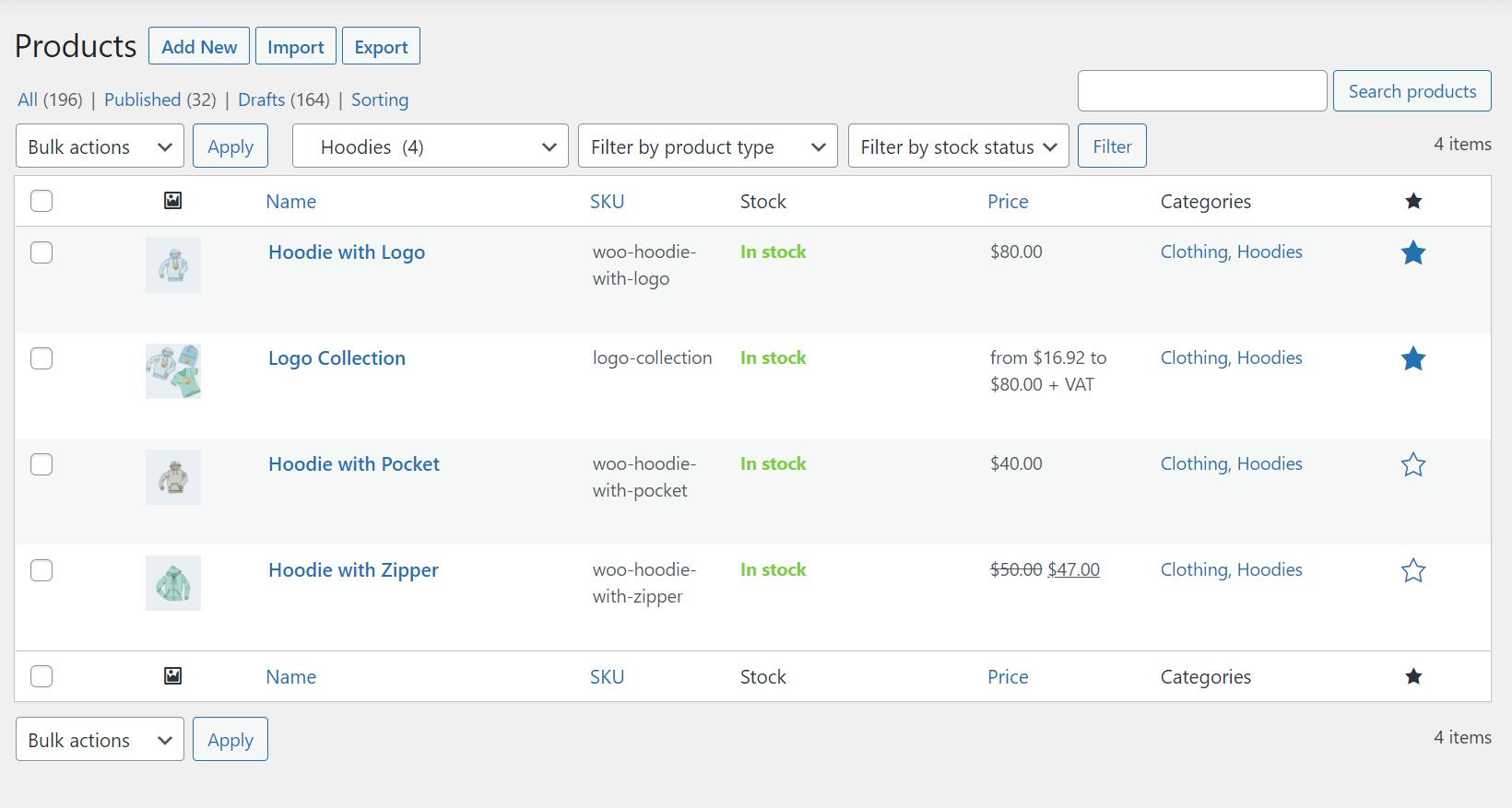 Custom format preview in admin view