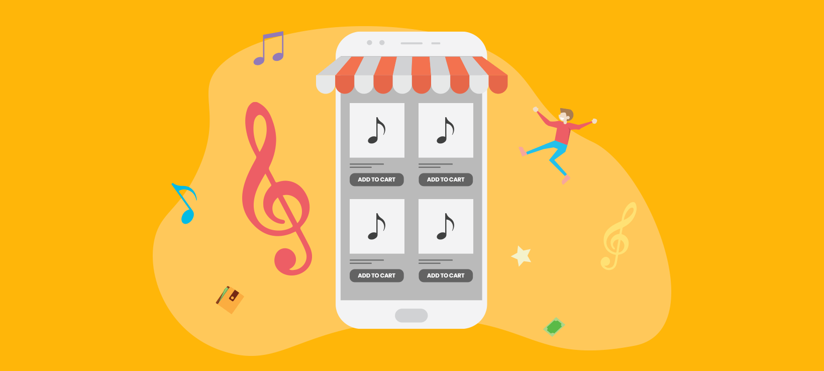 Create a WooCommerce audio store in under an hour