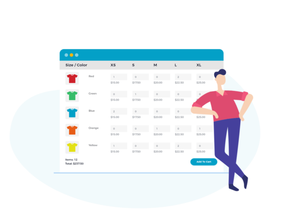 WooCommerce Bulk Variations plugin