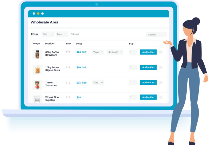 WooCommerce Wholesale Pro plugin by Barn2