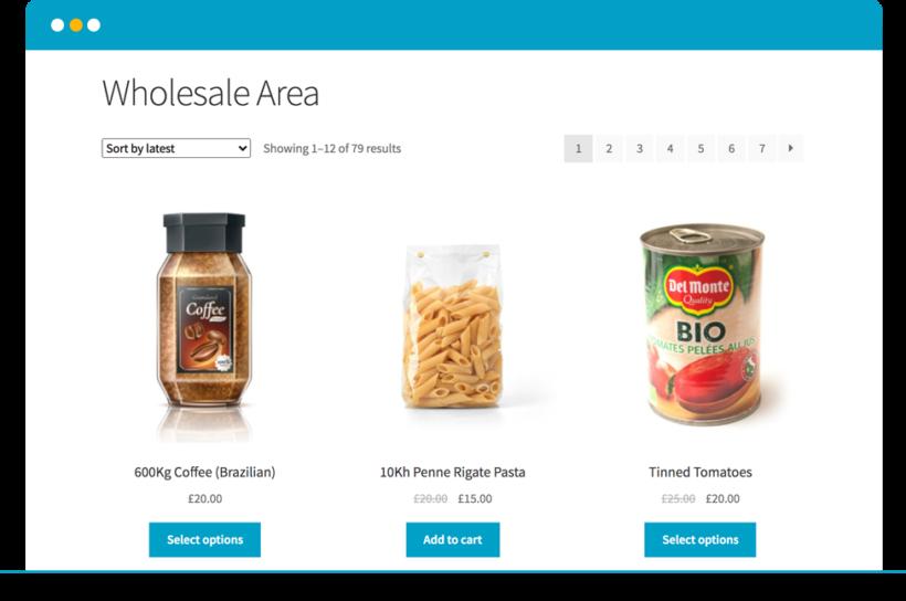 WooCommerce wholesale prices plugin