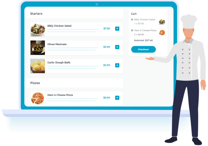 WooCommerce Restaurant Ordering plugin