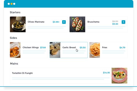 WooCommerce Restaurant Ordering plugin - Design your menu