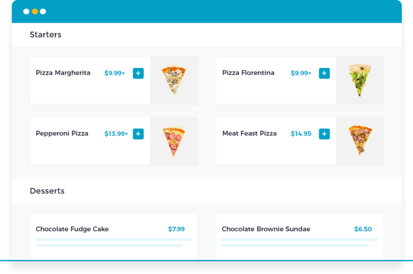 WooCommerce Restaurant Ordering plugin - page layouts