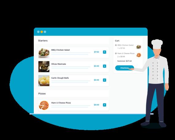 WooCommerce Restaurant Ordering plugin