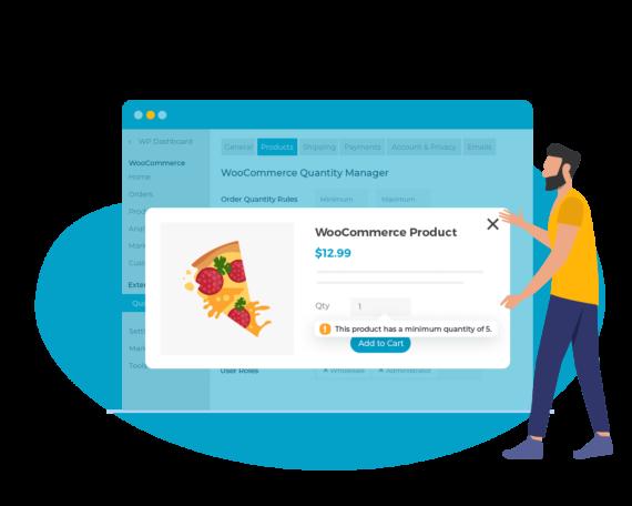 WooCommerce Quantity Manager plugin