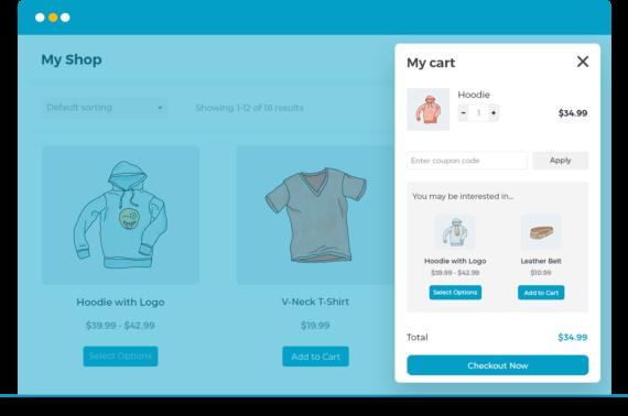 WooCommerce popup checkout plugin WordPress