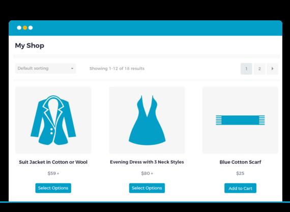 WooCommerce Variation Prices plugin